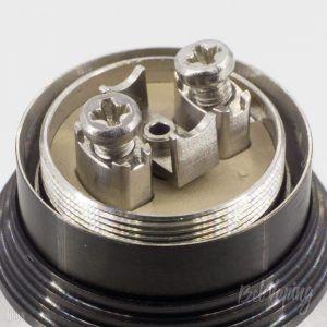 Стойки, винты и обдув Augvape Merlin Nano MTL RTA