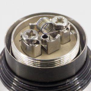 Расположение спирали в Augvape Merlin Nano MTL RTA