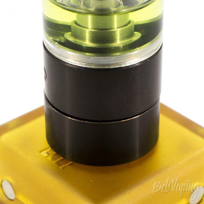 Отверстие забора воздуха в Augvape Merlin Nano MTL RTA