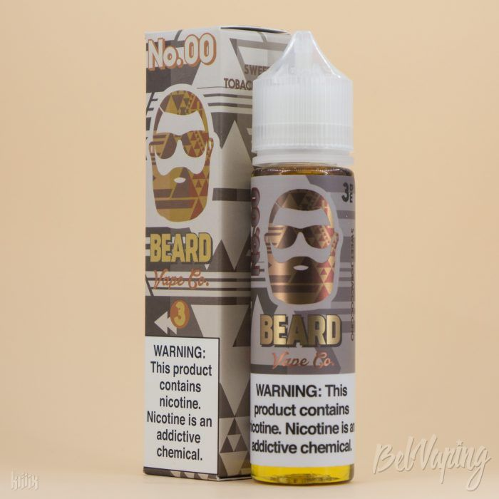Жидкость Beard No. 00 от Beard Vape Co.