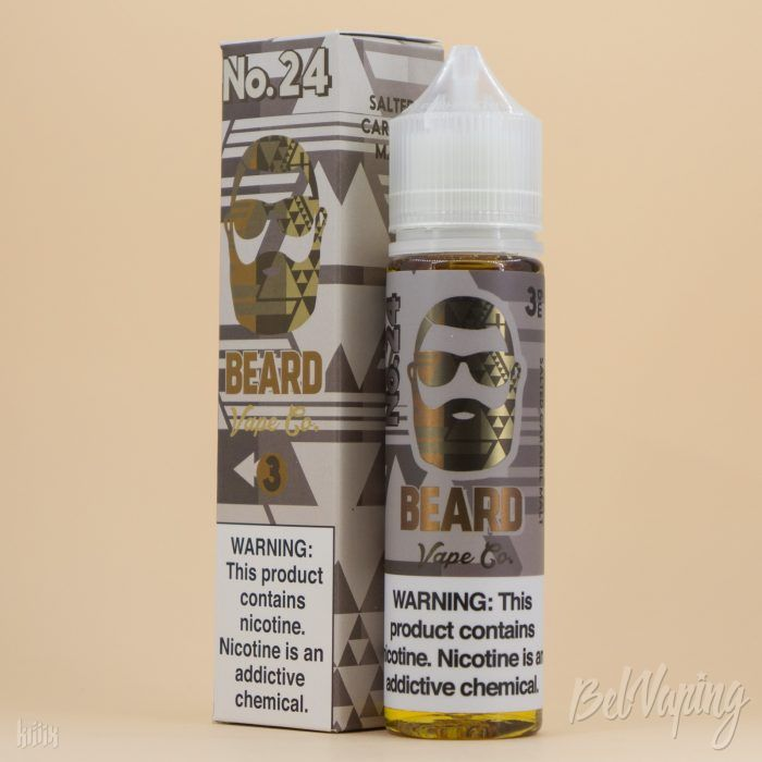 Жидкость Beard No. 24 от Beard Vape Co.