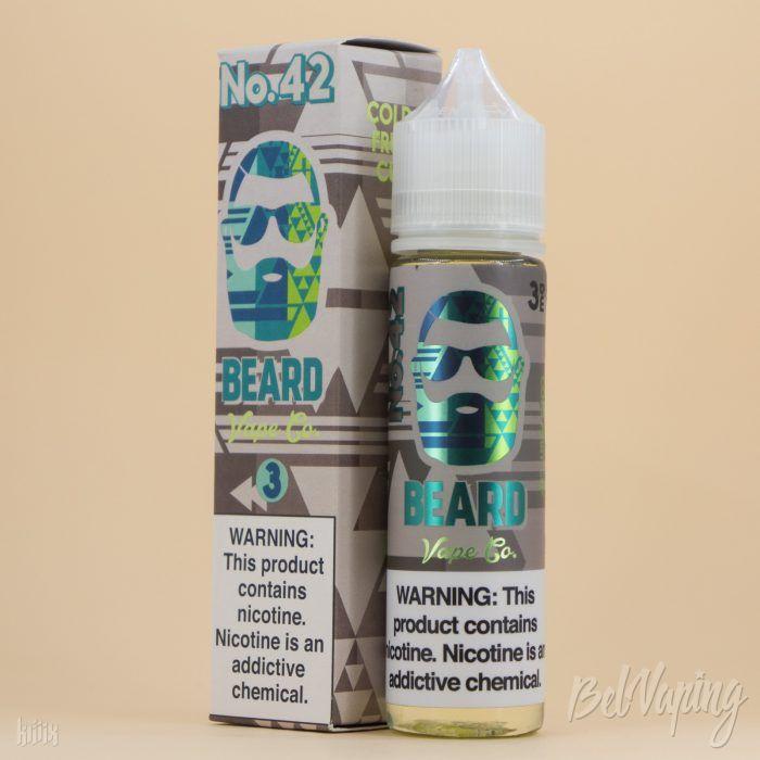 Жидкость Beard No. 42 от Beard Vape Co.