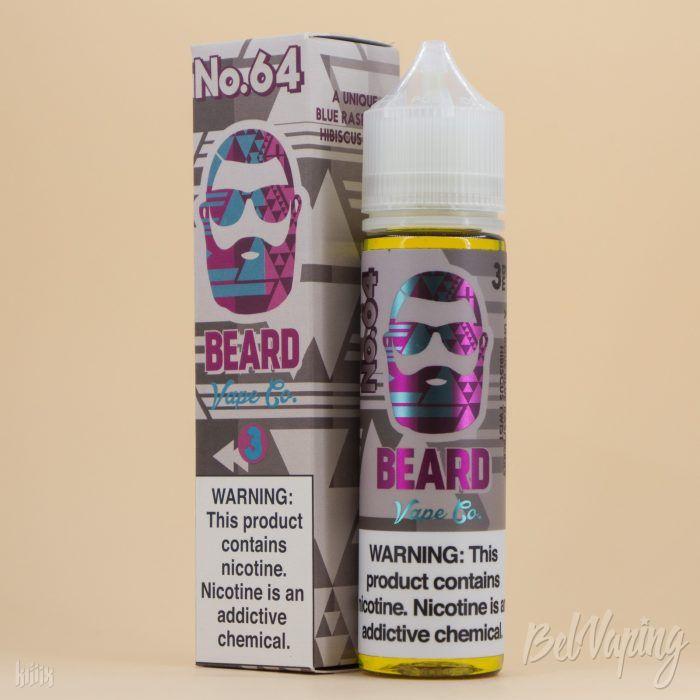 Жидкость Beard No. 64 от Beard Vape Co.