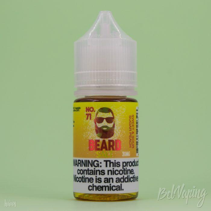 Жидкость Beard Salt No. 71 от Beard Vape Co.