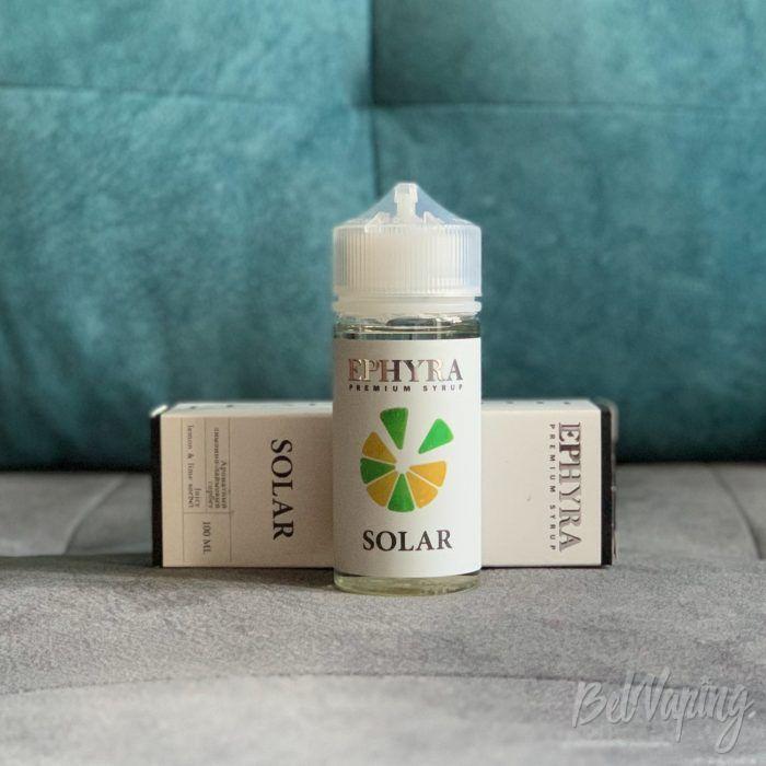 Жидкость Ephyra Solar
