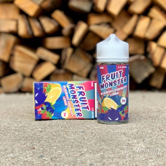 Жидкость Fruit Monster - Blueberry Raspberry Lemon