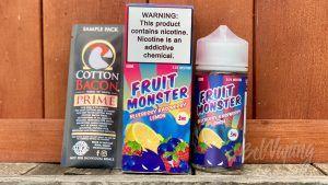 Тара и комплект Fruit Monster