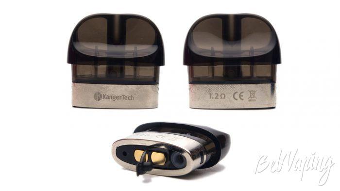 Kangertech GEM Pod - картридж и система заправки