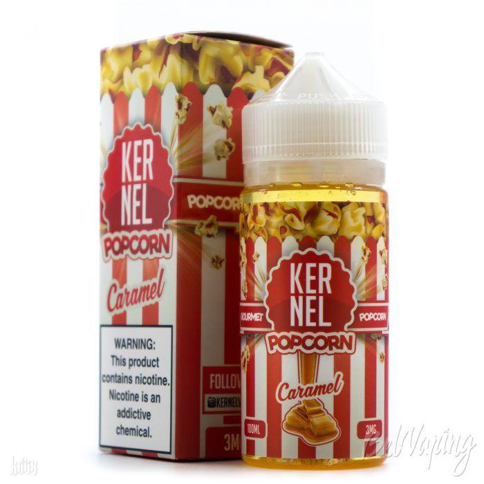 Жидкость Kernel Caramel Popcorn