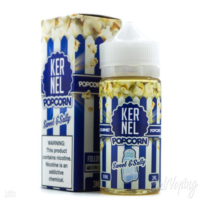 Жидкость Kernel Sweet & Salty Popcorn