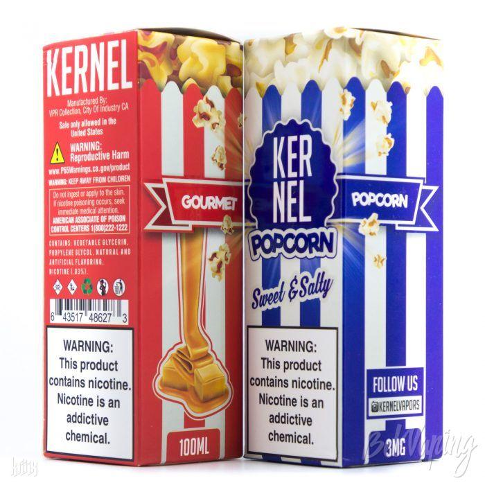Упаковка жидкости Kernel от Skwezed
