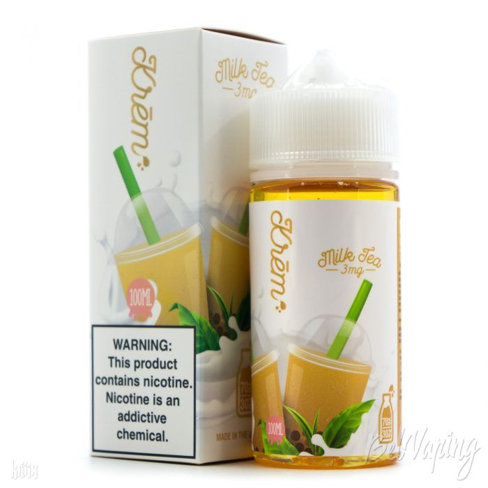 Жидкость Krem Skwezed - Milk Tea