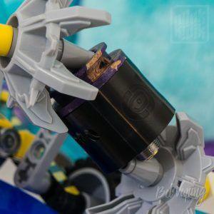 Low Kupcake (низкий капкейк) 24 мм от OhmyVape на Occula RDA