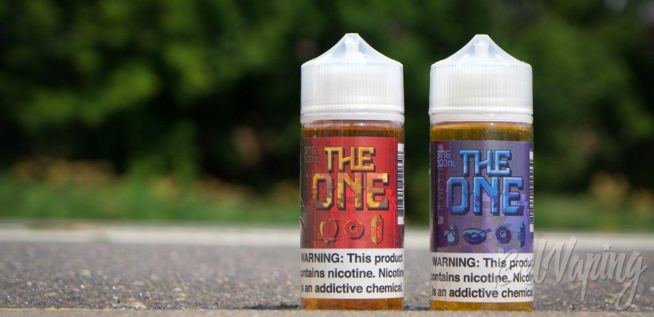 Обзор жидкости The One E-Liquid от Beard Vape Co.