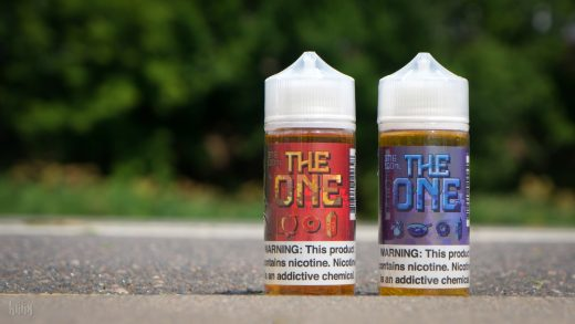 The One E-Liquid от Beard Vape Co.