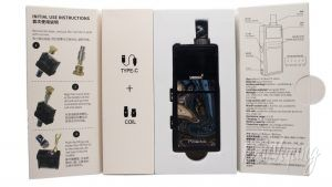 Smoant PASITO Kit - инструкция и комплект поставки