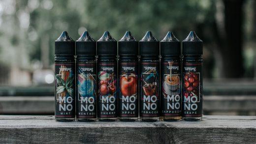Жидкости Mono от Suprime Juice