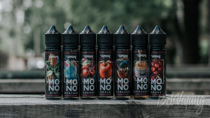 Обзор жидкости Mono от Suprime Juice