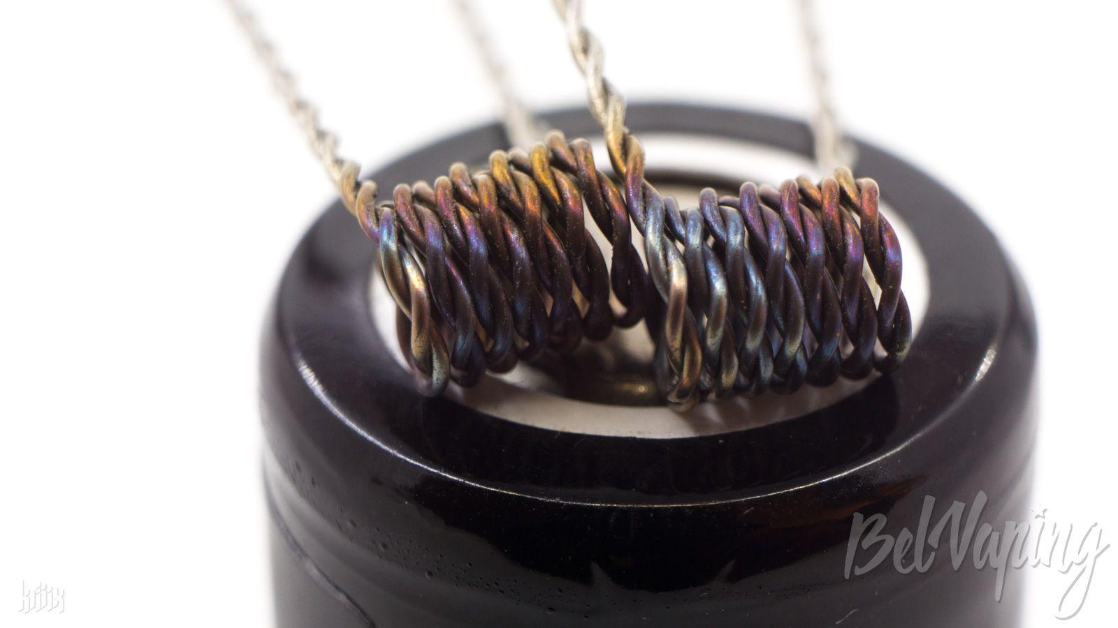 Тип спирали: Twisted Coil (твистед)
