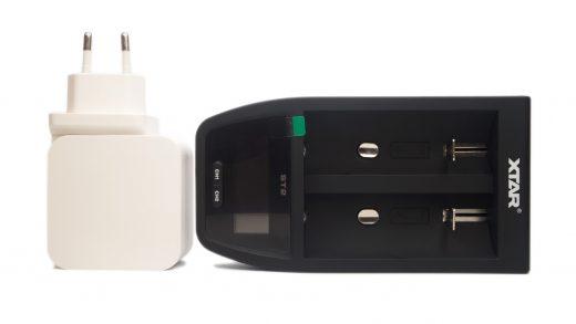 Обзор зарядного устройства XTAR ST2