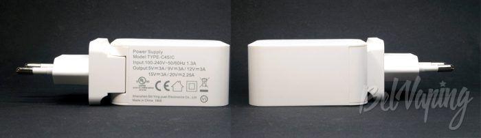 Зарядное устройство XTAR ST2 - блок питания