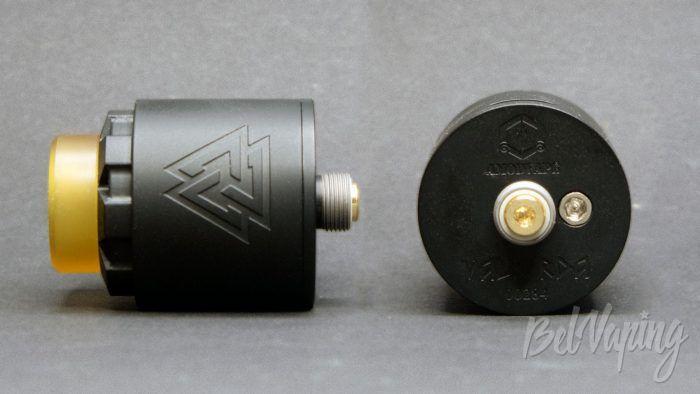 Amodvape VALR RDA - коннектор