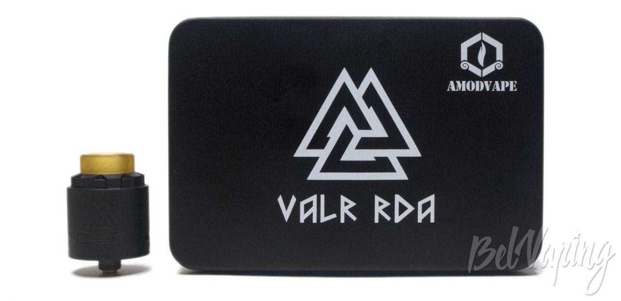 Обзор Amodvape VALD RDA