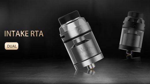 Augvape Intake Dual RTA. Первый взгляд