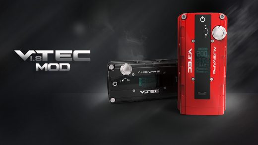 Augvape VTEC1.8 Mod. Первый взгляд