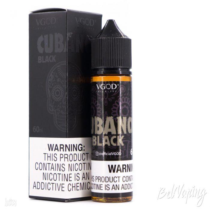 Жидкость CUBANO BLACK - CIGAR LINE