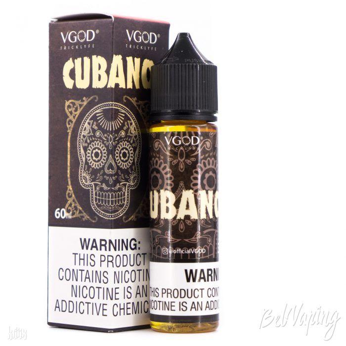 Жидкость CUBANO - CIGAR LINE
