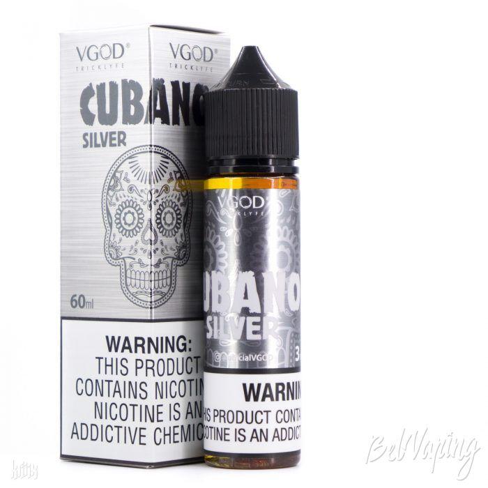 Жидкость CUBANO SILVER - CIGAR LINE