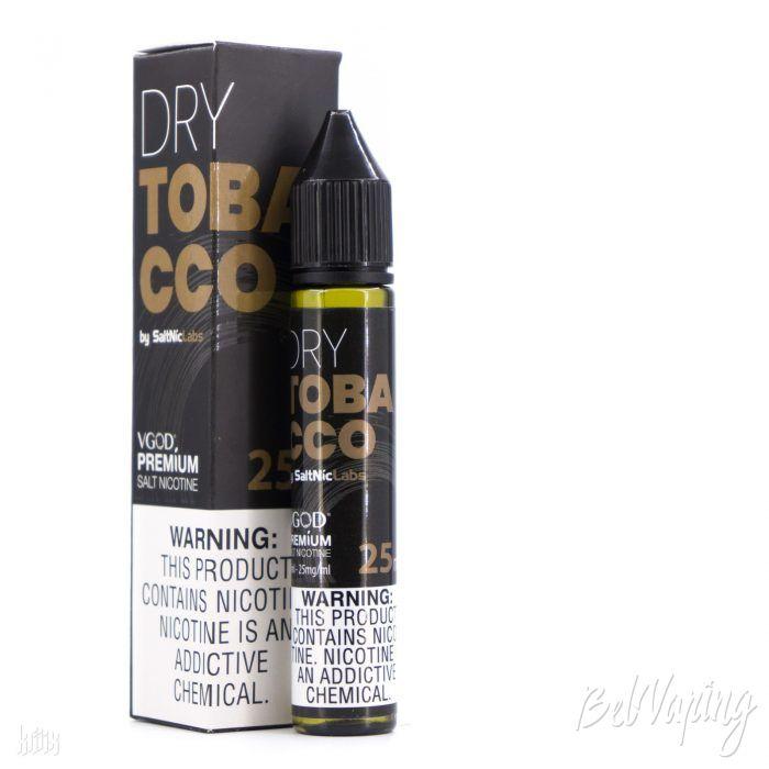 Жидкость Dry Tobacco VGOD SaltNic eLiquid