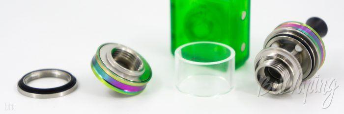Разборка iJust Mini Atomizer