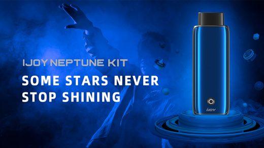 IJOY Neptune Kit. Первый взгляд