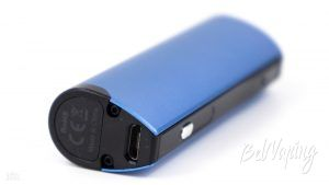 Разъем зарядки батарейного блока Justfog Q16 PRO Starter Kit