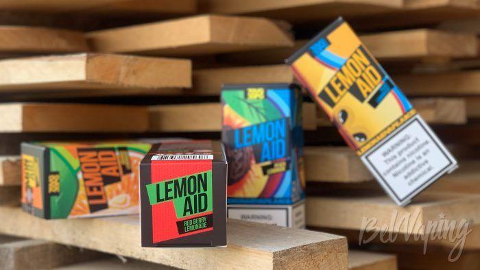 Линейка жидкости Lemon Aid