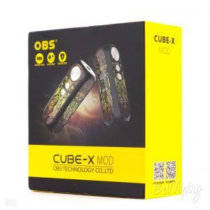 Упаковка OBS CUBE-X Mod