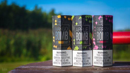Жидкость BOMB LINE от VGOD Ejuice