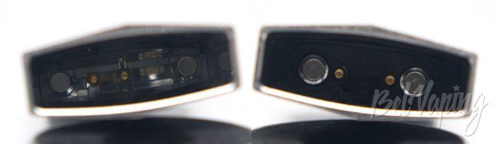 Suorin EDGE Pod - контактные группы