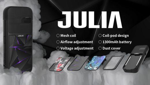 UD Julia Pod. Первый взгляд