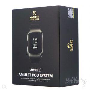Упаковка Uwell Amulet Pod System Kit