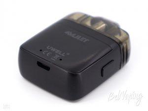 Внешний вид Uwell Amulet Pod System Kit