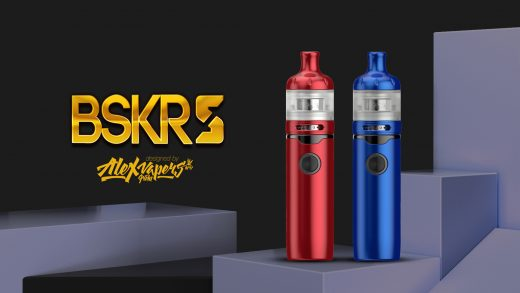 Vandy Vape Berserker S Kit. Первый взгляд