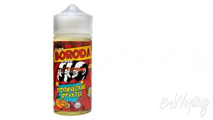 Жидкость BORODA от md TROY - вкус Тропические фрукты