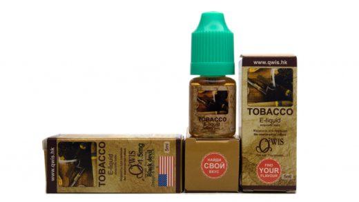 Табачные жидкости QWIS