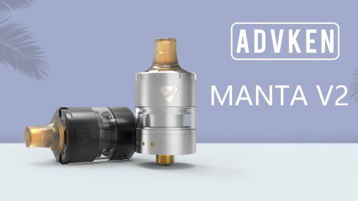 Advken Manta V2 MTL RTA. Первый взгляд