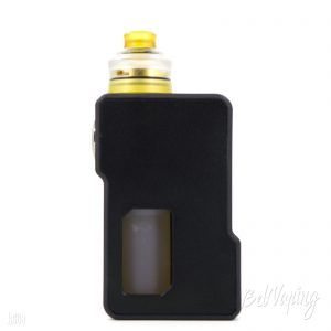 Augvape S2 Squonk с дрипкой dotRDA Single Coil 22mm (с бьюти-рингом на 24 мм)