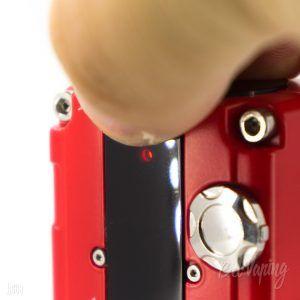 Индикация кнопки в Augvape VTEC 1.8 Mod