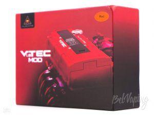 Упаковка Augvape VTEC 1.8 Mod